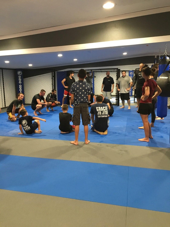 Renzo Gracie NH | Jiu Jitsu, Kickboxing, MMA & Self Defense