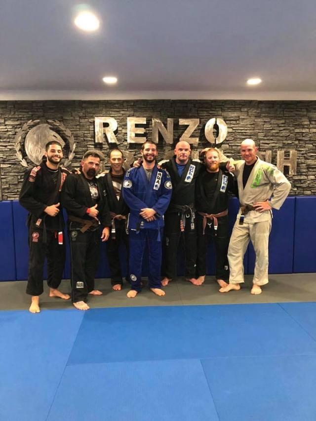 Renzo Gracie NH | Jiu Jitsu For Adults
